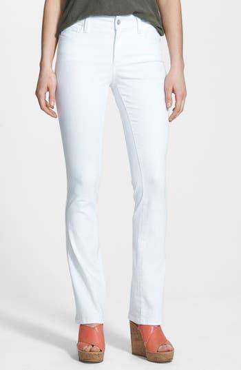 Women's Nydj 'Billie' Stretch Mini Bootcut Jeans