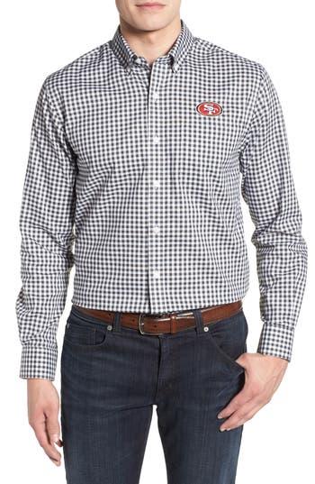 Men's Cutter & Buck League San Francisco 49Ers Regular Fit Shirt