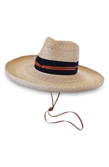 Lola Hats Comargo Raffia Hat