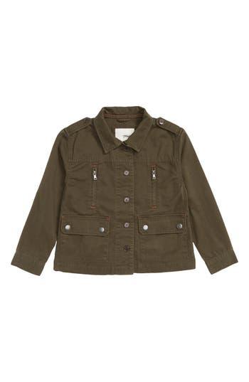 Girls Maddie Daydreamer Twill Jacket