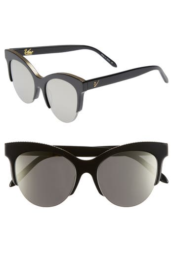 Vow London Cody 52mm Cat Eye Sunglasses