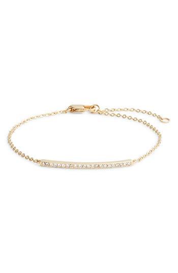 Nordstrom Pavé Bar Bracelet
