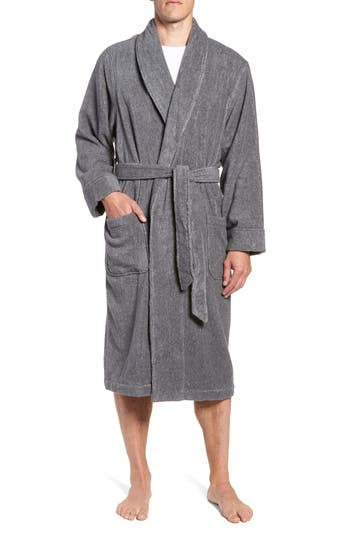 Nordstrom Men's Shop Hydro Cotton Terry Robe