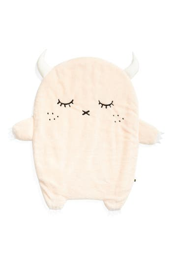 Noodoll Ricepuffy Plush Blanket