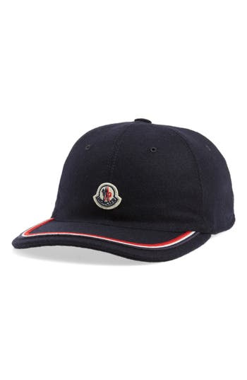 Moncler Berretto Wool Ball Cap