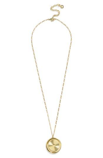 Baublebar journey pendant necklace gold modesens baublebar journey pendant necklace gold aloadofball Choice Image