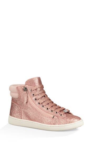 UGG® Olive Glitter Sneaker