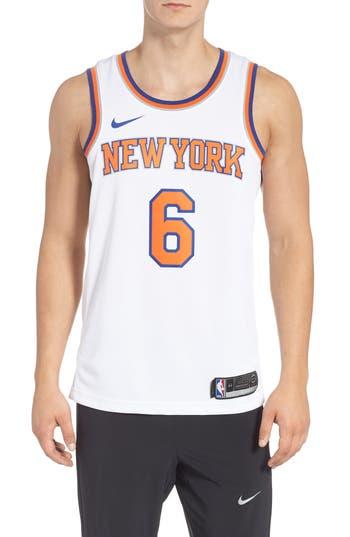 Nike New York Knicks Swingman Home Jersey