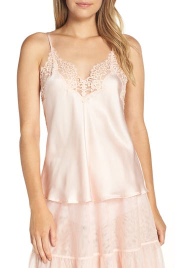 Halogen® x Atlantic-Pacific Satin Camisole
