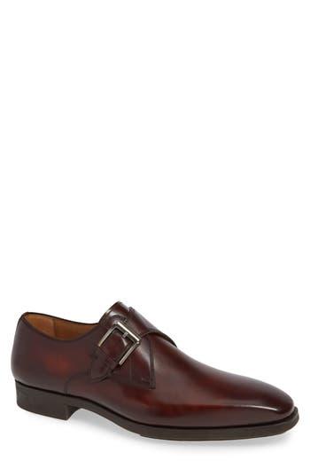 Magnanni Roddy Monk Strap Shoe