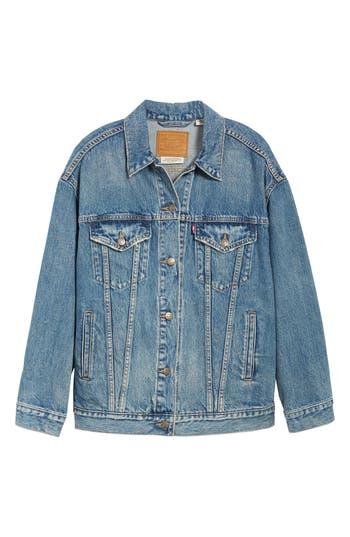 Levi's® Baggy Trucker Denim Jacket