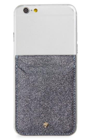 kate spade new york glitter triple sticker pocket