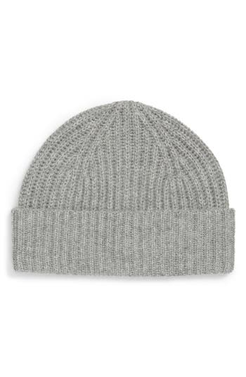 Nordstrom Men's Shop Cashmere Knit Cap