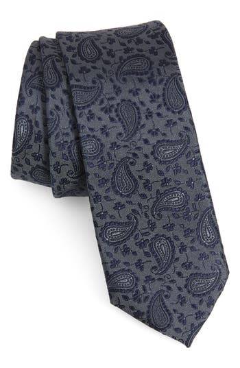 1901 Cruiser Paisley Silk Tie