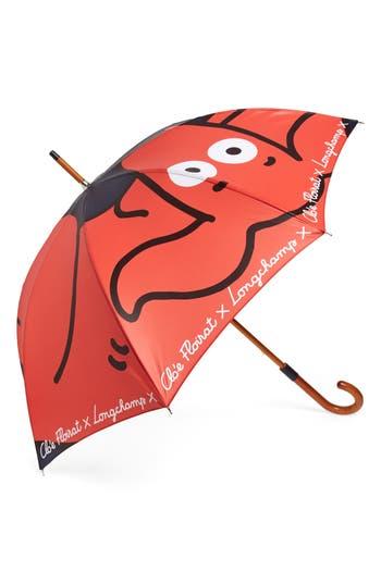 Longchamp x Clo'e Floirat Dog Umbrella