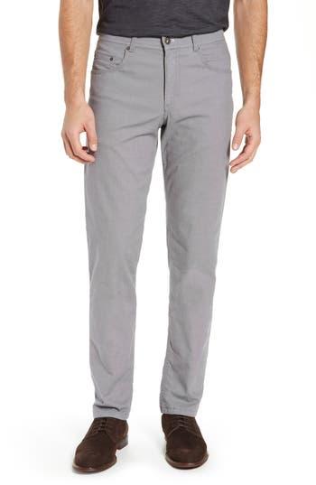 Brax Two-Tone Stretch Five-Pocket Pants
