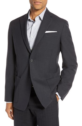 Nordstrom Men's Shop Trim Fit Wool Sport Coat