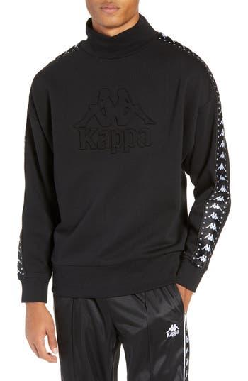 Kappa Authentic Alef Mock Neck Sweatshirt