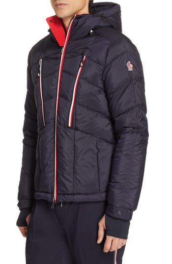 Moncler Arnesee Down Hooded Jacket
