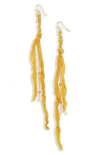 Lux Divine Tallulah Long Earrings