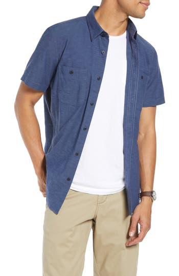 1901 Workwear Chambray Sport Shirt