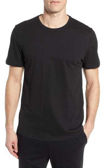 Nordstrom Men's Shop Solid Crewneck Lounge T-Shirt