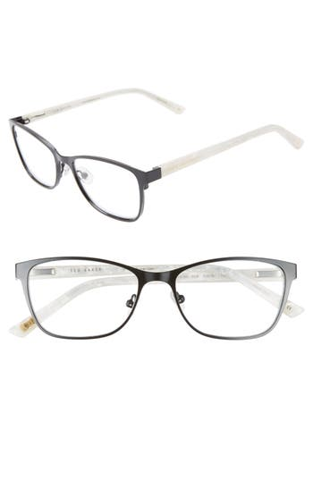 Ted Baker London 51mm Rectangle Reading Glasses