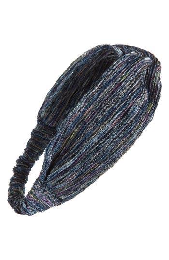 Tasha Multicolor Stripe Head Wrap