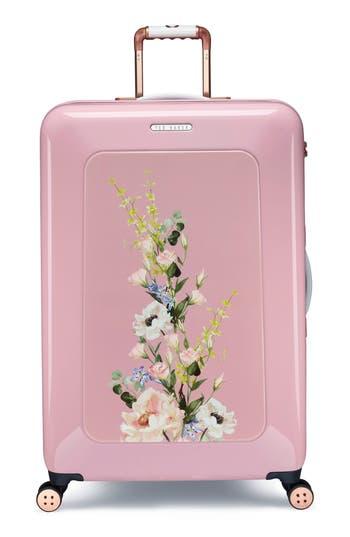 Ted Baker London Large Elegant Print 31-Inch Hard Shell Spinner Suitcase