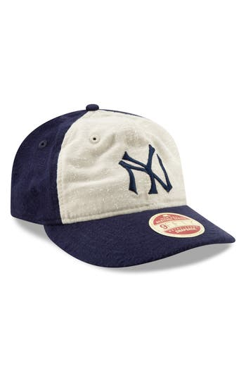 New Era Cap Vintage Slub Cap