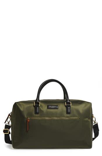 Ted Baker London Nylon Duffel Bag