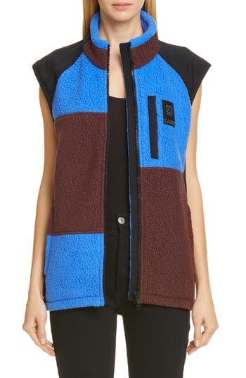 Ganni x 66°North Tindur Fleece Vest