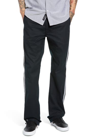 Vans Authentic Slim Fit Pro Taped Stretch Chinos