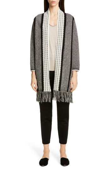 St. John Collection Slim Milano Knit Ankle Pants