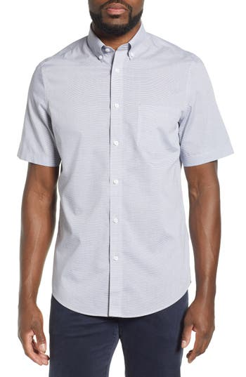 Nordstrom Men's Shop Smartcare™ Regular Fit Sport Shirt