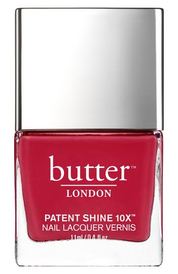 Butter London 'Patent Shine 10X' Nail Lacquer - Broody