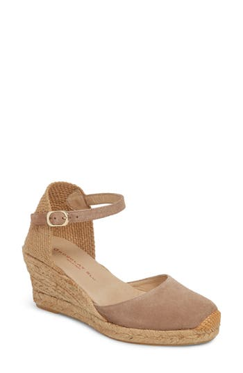 Chocolat Blu Ana Espadrille Wedge Sandal (Women)