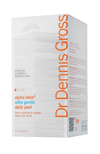 Dr. Dennis Gross Skincare Alpha Beta Ultra Gentle Daily Peel - 30 Applications