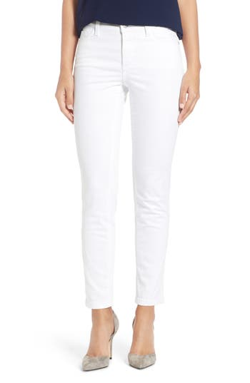 Nydj Clarissa Colored Stretch Ankle Skinny Jeans