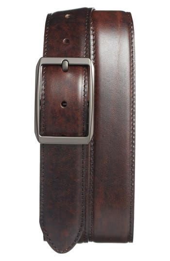 Men's Bosca Reversible Leather Belt