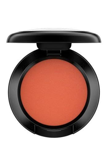 MAC Orange/yellow Eyeshadow - Red Brick (M)