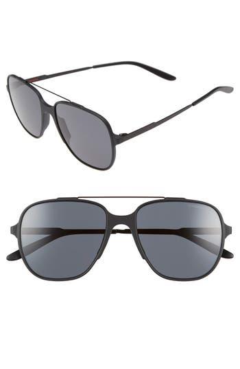 Carrera Eyewear 55Mm Aviator Sunglasses -