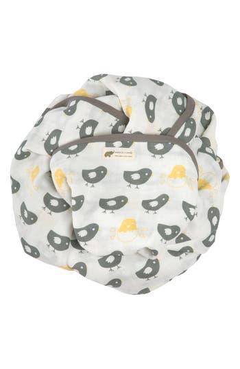 Monica  Andy Organic Cotton Muslin Blanket