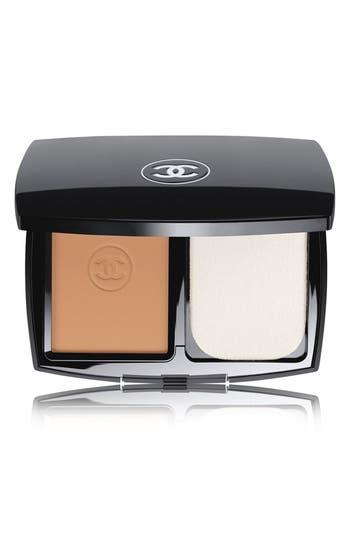 Chanel Le Teint Ultra Tenue Ultrawear Flawless Compact Foundation Broad Spectrum Spf 15 Sunscreen - 70 Beige