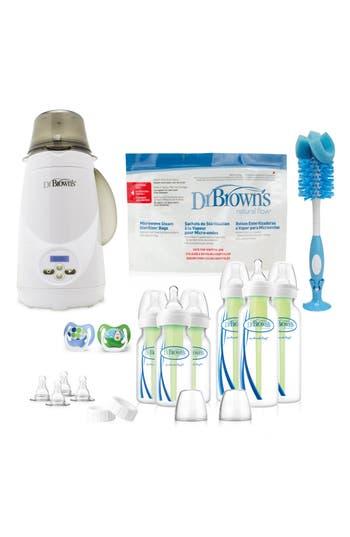 Infant Dr Browns Bottle Warmer Gift Set