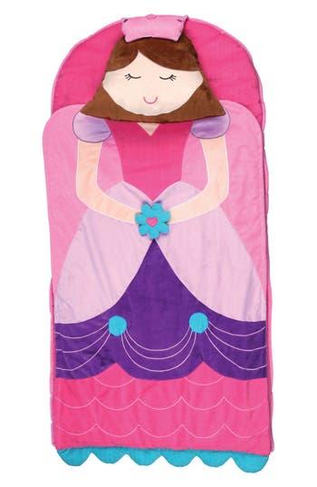 Stephen Joseph Portable Nap Mat, Pillow & Blanket, Size One Size - Pink