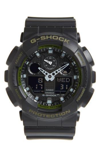 G-Shock 'Big Combi' Watch, 55mm x 51mm