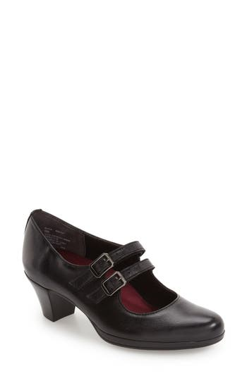 Munro 'Alicia' Water Resistant Mary Jane Pump