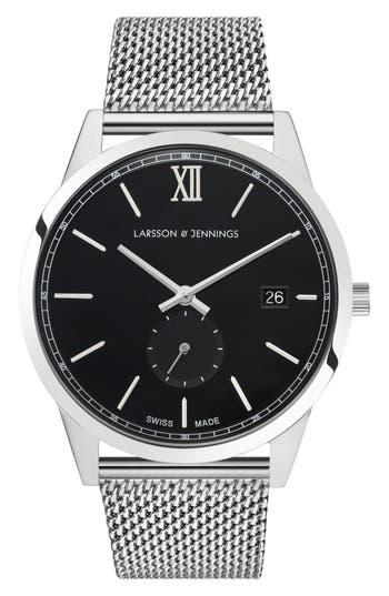 Larsson & Jennings Saxon Bracelet Watch, 39Mm