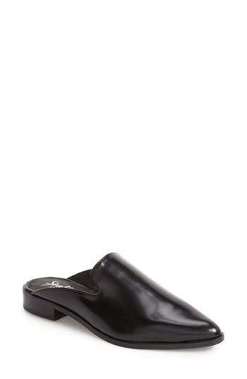 Shellys London Cantara Mule, Black